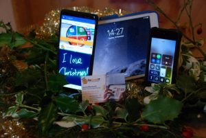 Samsung Galaxy Note 8, iPhone, iPad, Christmas